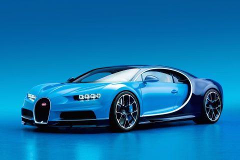 Cenevre Otomobil Fuarı: Yeryüzünün en hızlı otomobili Bugatti Chiron ile tanışın!