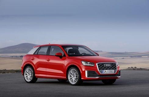 Cenevre Otomobil Fuarı: Audi, yeni nesil Q2, S4 Avant ve RS Q3 tanıttı!