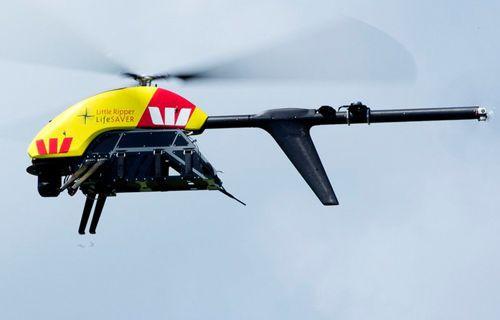 Little Ripper Drone, Köpek Balığı Saldırılarında Kullanılacak