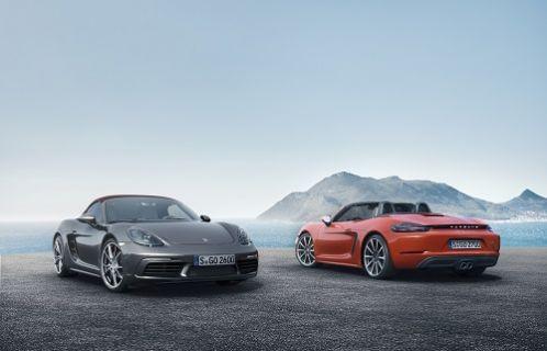 Cenevre Otomobil Fuarı: Porsche 911 R ve 718 Boxster tanıtıldı!
