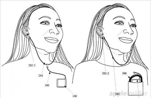 Apple'dan kablosuz kulaklık için yeni patent