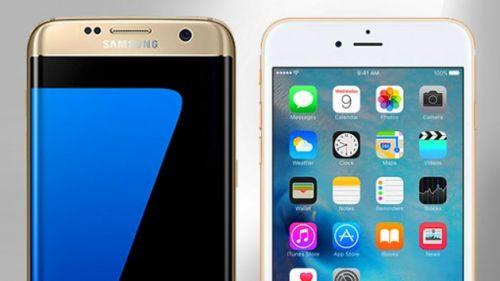 Samsung Galaxy S7 Edge vs iPhone 6S Plus düşürme testi! (Video)