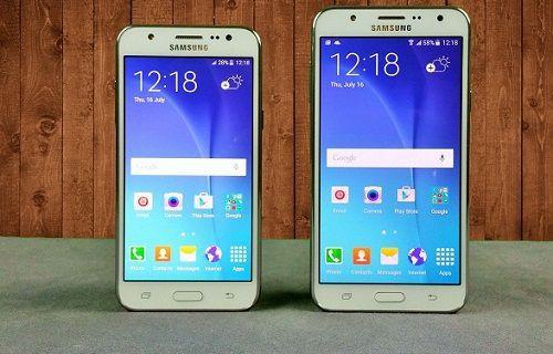2016 model  Galaxy J7 ve  Galaxy J5'te sürpriz özellik