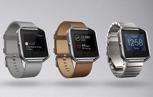 Fitbit Blaze Akıllı Saat Satışa Sunuldu