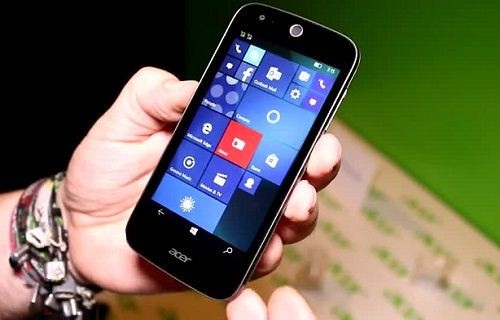 Windows 10 ile Çalışan Acer Liquid M330 Satışa Sunuldu