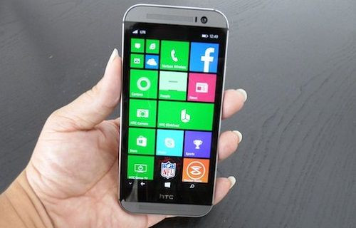 HTC 10'un Windows 10 Sürümü Olacak mı?