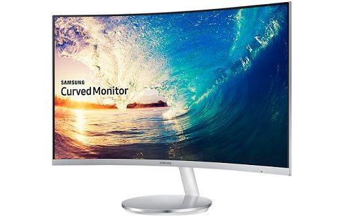 Samsung'dan 27 inç Kavisli Ekrana Sahip Monitör