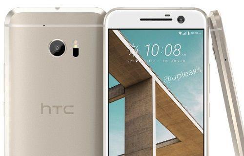 HTC 10: Basın Görüntüleri ve Renk Seçenekleri