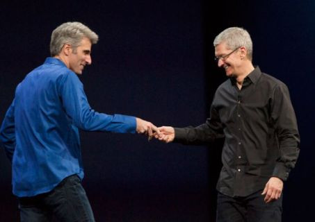 Apple baş mühendisi Craig FEDERIGHI: Bu sonumuz olur!