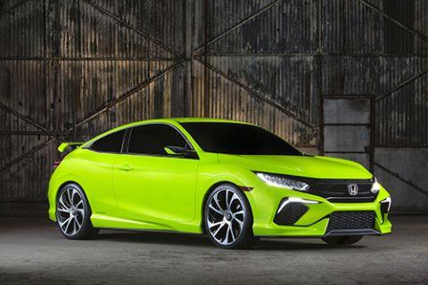 Yeni Honda Civic Göründü
