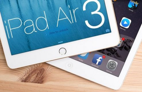 iPad Air 3 hakkında tüm detaylar