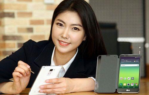LG Stylus 2 satışa sunuluyor