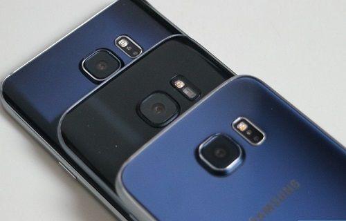 Galaxy S7-Galaxy S6-Note 5: Kamera karşılaştırması