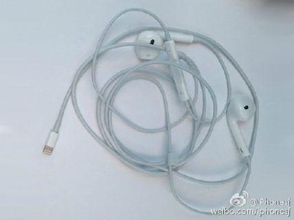 Lightning girişli Apple kulaklık görüntülendi!
