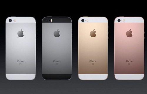 iPhone SE'ye alternatif Android telefonlar!