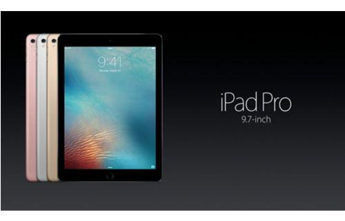 iPad Pro 9.7 Modelinin Fiyatı Açıklandı