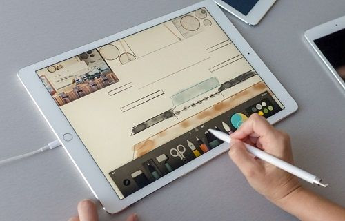 Yeni iPad Pro tanıtım videosu