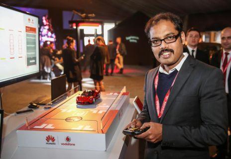 Pil ömrünü 10 yıl uzatan teknoloji Vodafone tarafından tanıtıldı