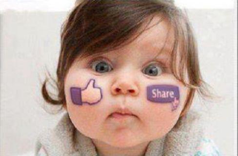 Bebek çalmak için Facebook sayfası kurdular!