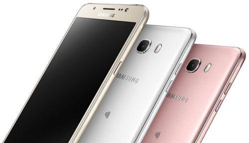 2016 model Galaxy J5 ve Galaxy J7 resmen tanıtıldı
