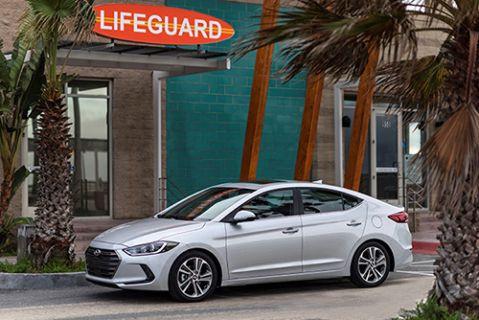 Hyundai'den Modern ve Sportif Sedan Elantra
