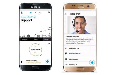 Samsung Galaxy S7 İçin Uzaktan Erişim Desteği Geliyor