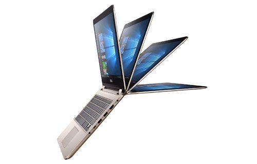 ASUS'tan elinden her iş gelen  yeni dizüstü: VivoBook Flip TP301
