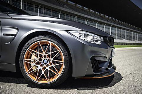 Michelin, BMW M4 GTS'in lastik sponsoru oldu