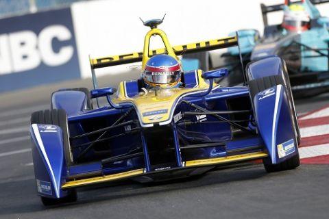 Renault e.dams, Visa Paris ePrix yarışında iddialı