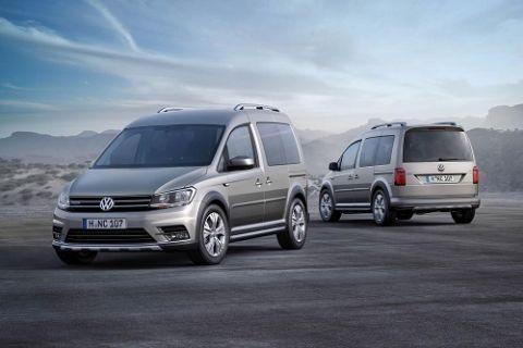 Yeni Volkswagen Caddy Exclusive satışa sunuldu