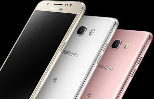 Samsung Galaxy J7 (2016) Avrupa pazarında