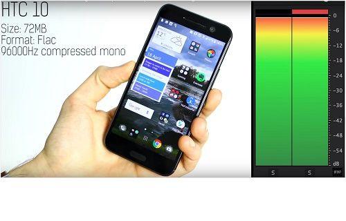 HTC 10, M9, S7 Edge, P9 ve iPhone 6S Plus mikrofon performansında karşı karşıya