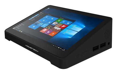 Tablet ve masaüstü bilgisayar bir araya geldi: Hometech e-Box Mini PC