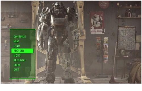 Fallout 4 Modları konsollara geliyor