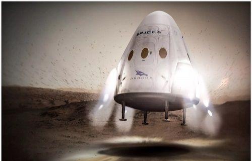 Adamlar Mars'a Gidiyor