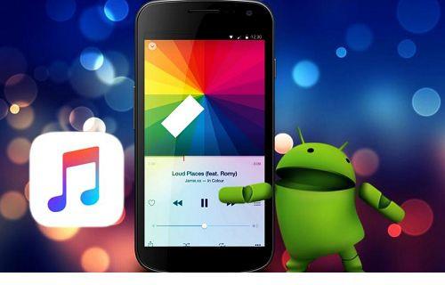 Apple Music Android sürümünde önemli gelişme!