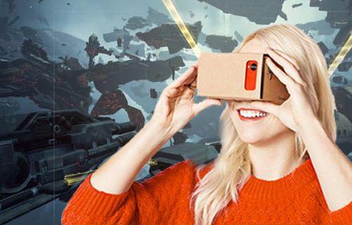 En iyi ücretsiz 5 Cardboard (VR) oyunu