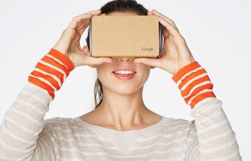 İşte en ucuz sanal gerçeklik gözlükleri!