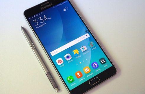 Galaxy Note 6, USB Type-C ile gelebilir
