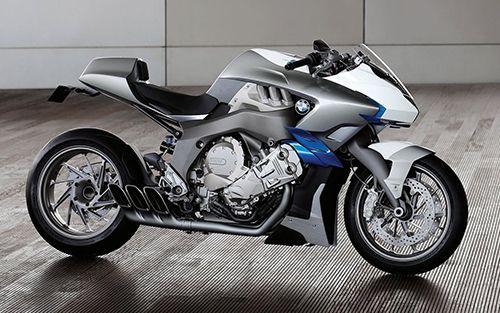 BMW'den motorsikletler için güvenlik sistemi