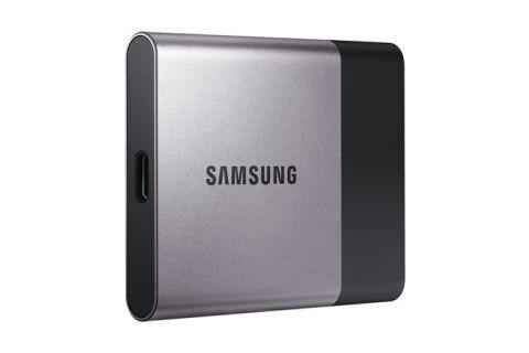 Samsung'un 'Harici Depolama Cihazı' taşınabilir SSD T3 Türkiye'de
