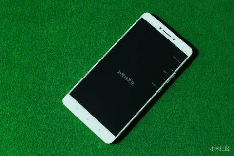 Xiaomi Mi Max'a yakından bakın!