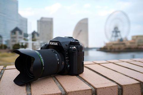 Pentax'tan 35mm'lik kamera