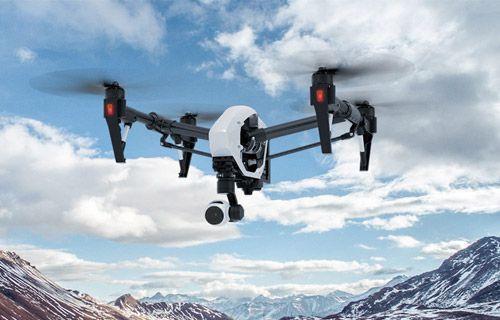 Drone'dan canlı yayın dönemi başlıyor!