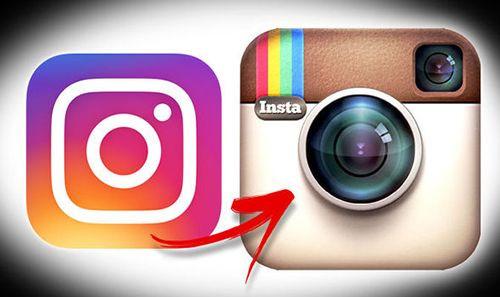 Eski Instagram logosunu geri getirebilirsiniz