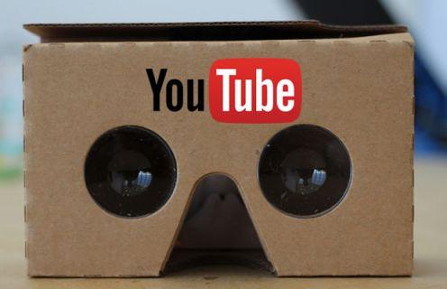 YouTube'un iOS uygulamasına sanal gerçeklik desteği geldi