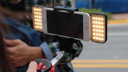 En çılgın selfie çubuğu! (Video)