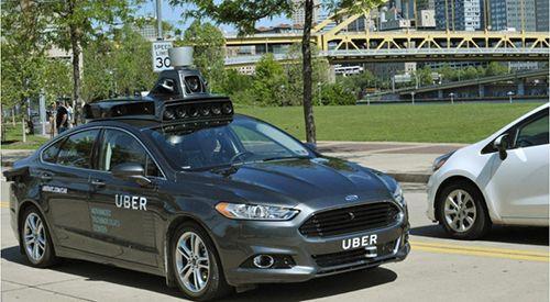 Uber, sürücüz otomobil testleri yapıyor