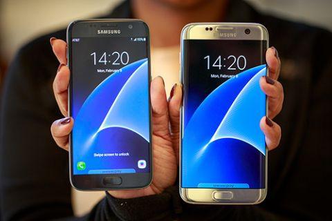 Galaxy S7 ve S7 Edge güncelleme aldı