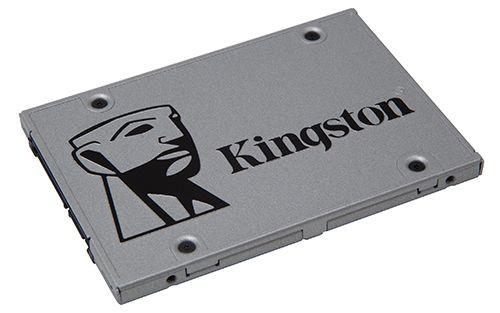 Kingston'dan uygun fiyatlı SSD